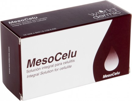 Mesocelu (cocktail anticellullite) 10*5ml