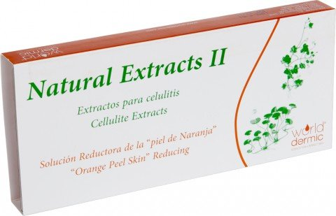 Natural Cellulitide Extracts II 10*5ml